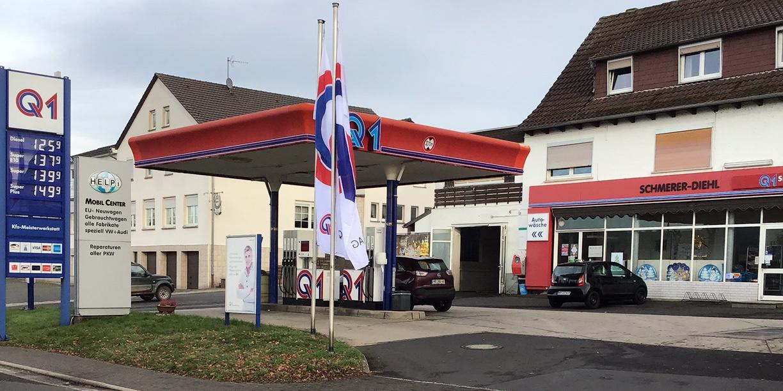 Tankstelle Schmerer Diehl